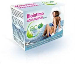 BioIntimo AQUA-TAMPON menstruační kalíšek vel. 2