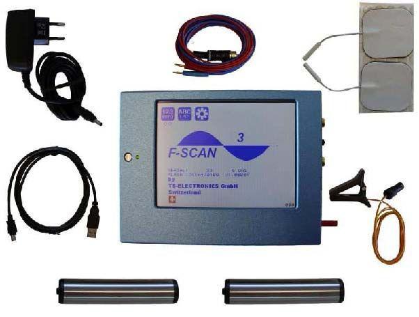 Diagnostika za použití F-SCAN