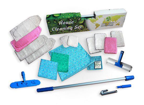 Domovní čistící sada + kosmetická sada Raypath® International