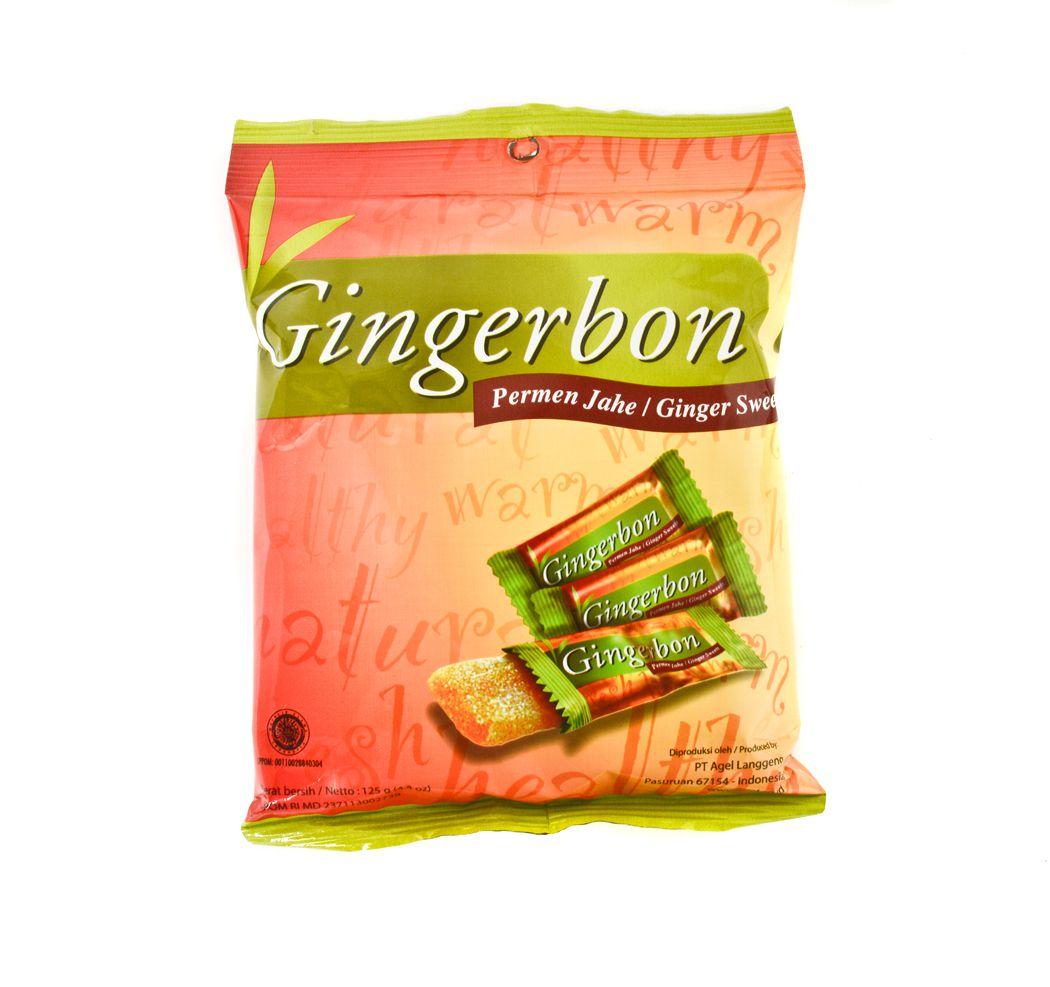Gingerbon Peppermint s mátou 125g Coj s.r.o.