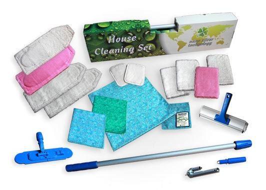 Raypath® domovní čistící sada + kosmetika + auto set Raypath® International