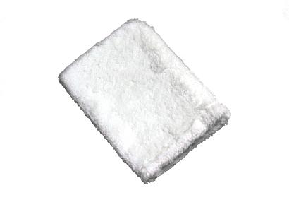 Rukavice bílá na mokré čištění Raypath® International