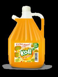 Koli sirup EXTRA hustý 3lt pomeranč