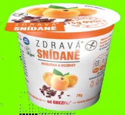 Zdravá snídaně  meruňka a rozinky 78 g