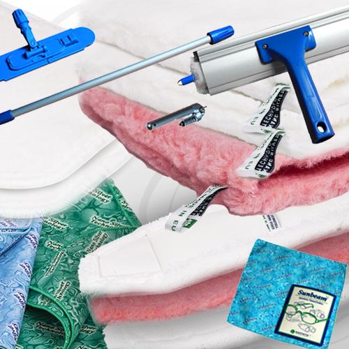Raypath® EKO HANDY - ruční čistící sada Raypath® International