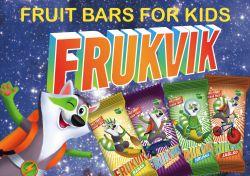 Ovocná tyčinka FRUKVIK pro děti banán 20 g Pharmind Corporation s.r.o.