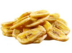 Banán sušený (plátky)