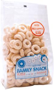 FAMILY SNACK KIDS MALT 120 g CANDY s.r.o.