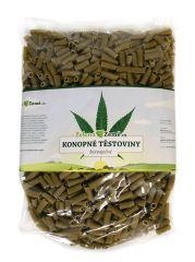 Zelená země Konopné těstoviny - rigatoni Bezvaječné těstoviny. 400 g Zelená Země s.r.o.
