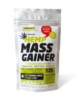 Zelená země Konopný protein Fitness - 125 g