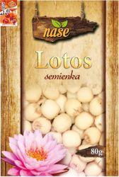 Lotos - semínka 80gr