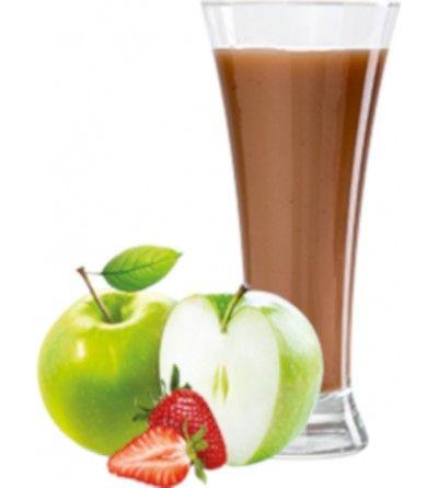 Ovocňák - Mošt 100% jablko+jahoda 200ml čistě přírodní produkty z ovoce a zeleniny, bez konzervantů, sladidel, barviv, jen 100% ovoce