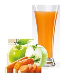 Ovocňák - Mošt 100% jablko+mrkev 200 ml TOKO AGRI a.s.