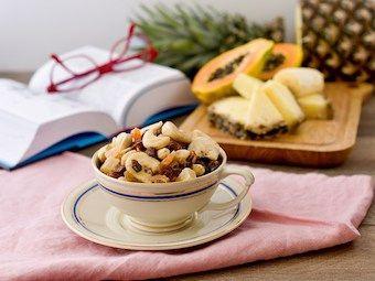 Ovocná směs s ořechy 500gr Bezva zdraví s.r.o.