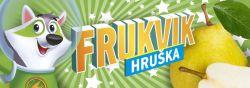 Ovocná tyčinka FRUKVIK pro děti hruška Pharmind Corporation s.r.o.