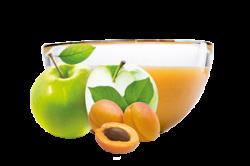 Ovocňák  - Pyré jablko+meruňka