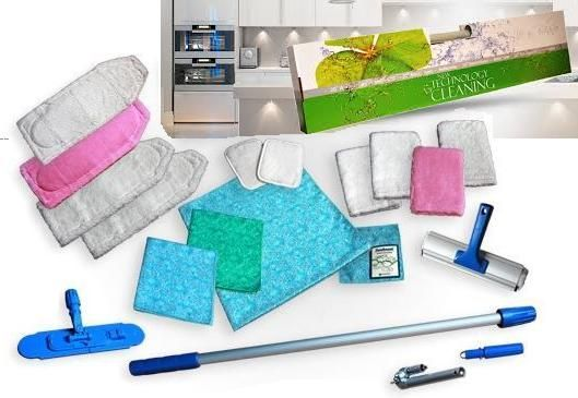 Raypath® EKO EXCLUSIV - domovní čistící sada Raypath® International