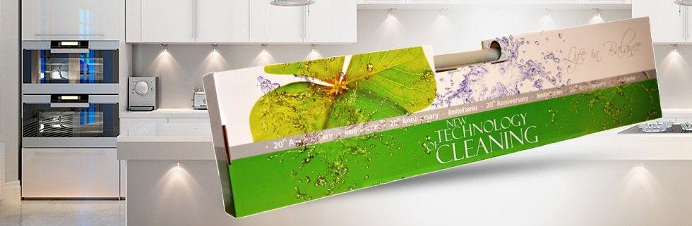 Raypath® EKO CLASSIC - domovní čistící sada Raypath® International