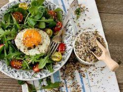 Semínková směs salátová