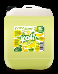 Koli sirup EXTRA hustý 10lt citron