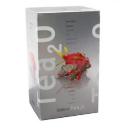 Biogena Tea2O Brusinka & Pitaya 20x2,5 g Ovocný čaj aromatizovaný, porcovaný. Biogena CB s.r.o.