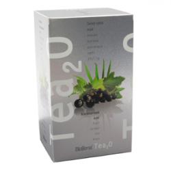 Biogena Tea2O   Černý rybíz & Acai  20x2,5 g