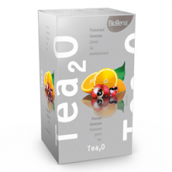 Biogena Tea2O Pomeranč & Guarana 20x1,6g