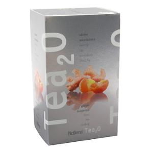 BiogenaTea2O Zázvor & Mandarinka 20x2,5g Ovocný čaj aromatizovaný, porcovaný. Biogena CB s.r.o.