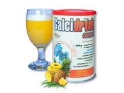 CALCIDRINK - ananas, nápoj - 450g