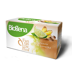 Biogena Fantastic Zázvor & Limetka   20x2,0g