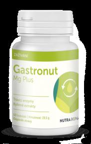 GASTRONUT plus tobolky 50ks trávicími enzymy NUTRA-BONA
