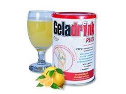 GELADRINK PLUS - citron, nápoj - 340g