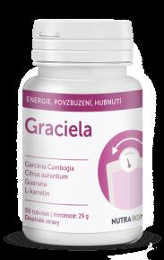 NUTRA BONA - Graciela 50 tobolek přírodní stimulant NUTRA-BONA