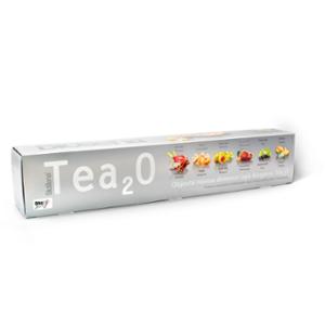 Biogena Tea2O Maxi 60ks je čajová kolekce, která obsahuje všechny oblíbené příchutě Tea20 pěkně pohromadě, navíc v unikátním dárkovém balení. Biogena CB s.r.o.