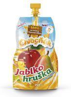 Ovocňák mošt 100% jablko+hruška 250ml - čistě přírodní produkty z ovoce a zeleniny, bez konzervantů, sladidel, barviv, jen 100% ovoce.