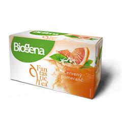 Fantastic Tea Červený pomeranč 20 x 2,2 g ovocný čaj aromatizovaný, porcovaný. Biogena CB s.r.o.