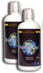 PhytoChi™ - energie z bylin 2x500ml