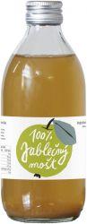 Podorlická sodovkárna 100% jablečný mošt 0,33 l