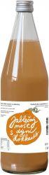 Podorlická sodovkárna 100%  mošt  Jablko Hokkaido 0,75 l