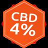Zelená země Konopná směs s extra vysokým obsahem CBD (až 4%) pro posílení imunity, klidný spánek a regeneraci. Má skvělé uklidňující a relaxační účinky. Pozdní sběr. Doplněk stravy Zelená Země s.r.o.