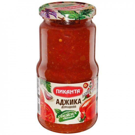 Adžika domácí Pikanta 520g
