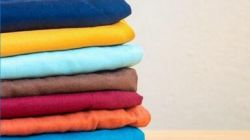 Barevné prádlo