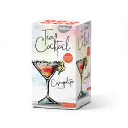 Biogena Tea Cocktail Cosmopolitan Flavour 20 x 2,5 g