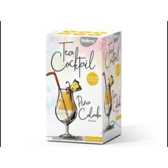 Biogena Tea Cocktail Piňa Colada Flavour 20 x 2,5 g. Ovocný čaj aromatizovaný, porcovaný. Biogena CB s.r.o.
