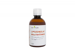 Bornature LIPOZOMÁLNÍ MULTIVITAMIN 300ml