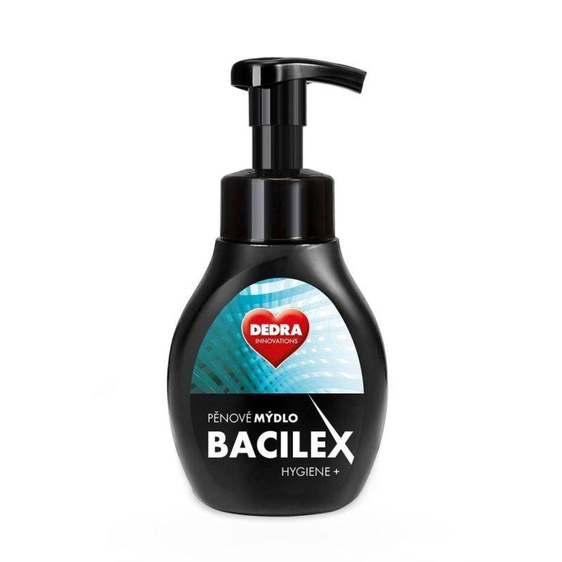 Dedra BACILEX HYGIENE+ 300ml pěnové mýdlo s antibakteriální přísadou s povzbuzující, osvěžující, citrusovou, bylinnou parfemací. Vaše Dedra, s.r.o.