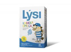Lýsi -  Omega 3 + D pro děti 60 cps
