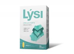 Lýsi - OMEGA-3 FORTE 64 cps