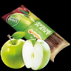 Ovocňák - Ovocné plátky 100% jablko 20g