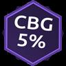 Zelená země Konopný olej obohacený o CBG (5% hm.) - 10 ml Unikátní doplněk stravy, který podporuje obranyschopnost a blahodárně působí na přirozené procesy těla. Zelená Země s.r.o.
